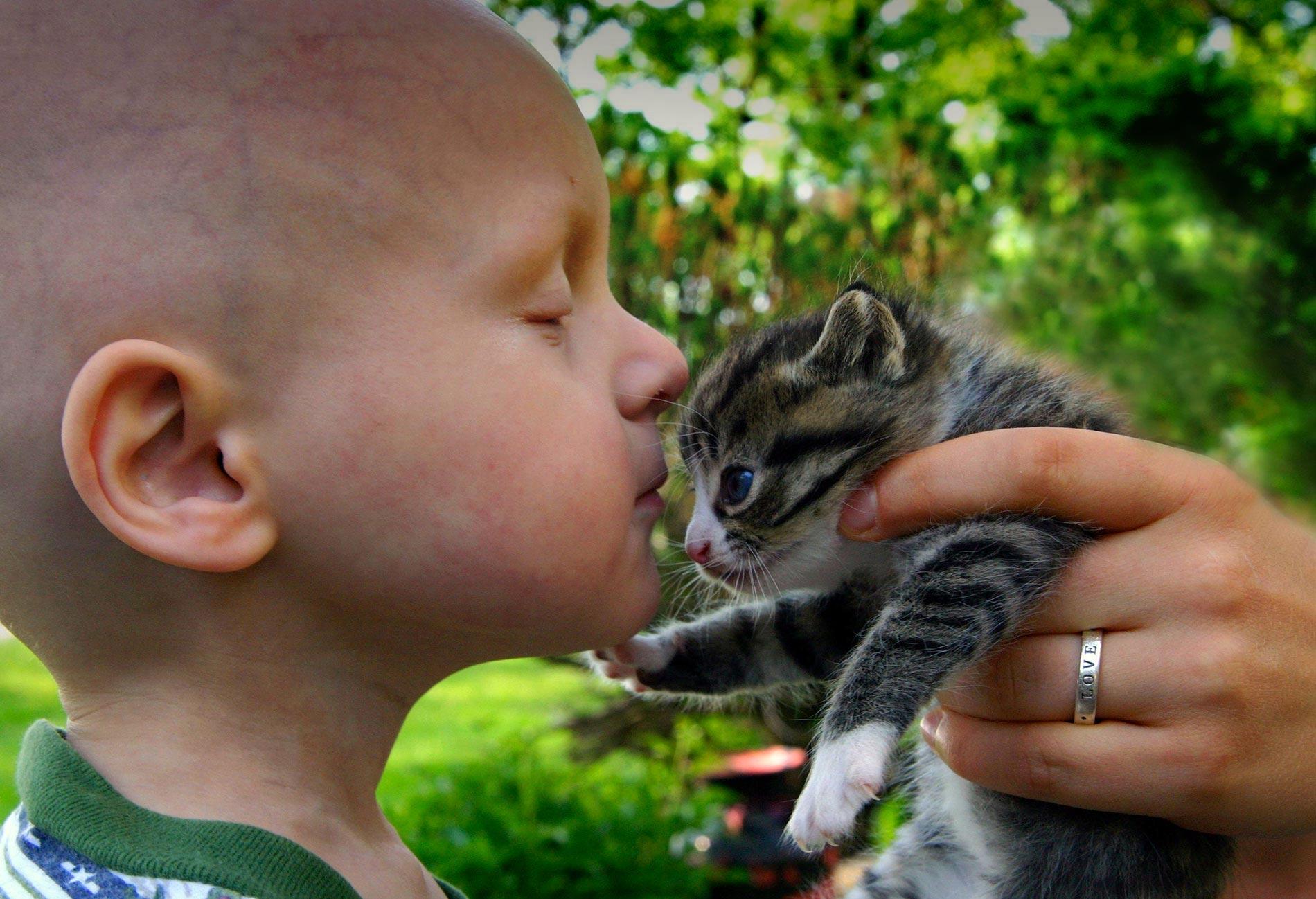 ο καρκίνος της παιδικής ηλικίας μπορεί να ιαθεί