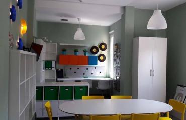 Ανακαίνιση σχολείου στο παιδοογκολογικό τμήμα ΑΧΕΠΑ