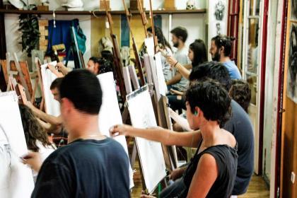 Εισαγωγή σπουδαστών με σοβαρές παθήσεις στην Ανώτατη Σχολή Καλών Τεχνών