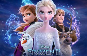 Προβολή της ταινίας Frozen 2 για τη Λάμψη